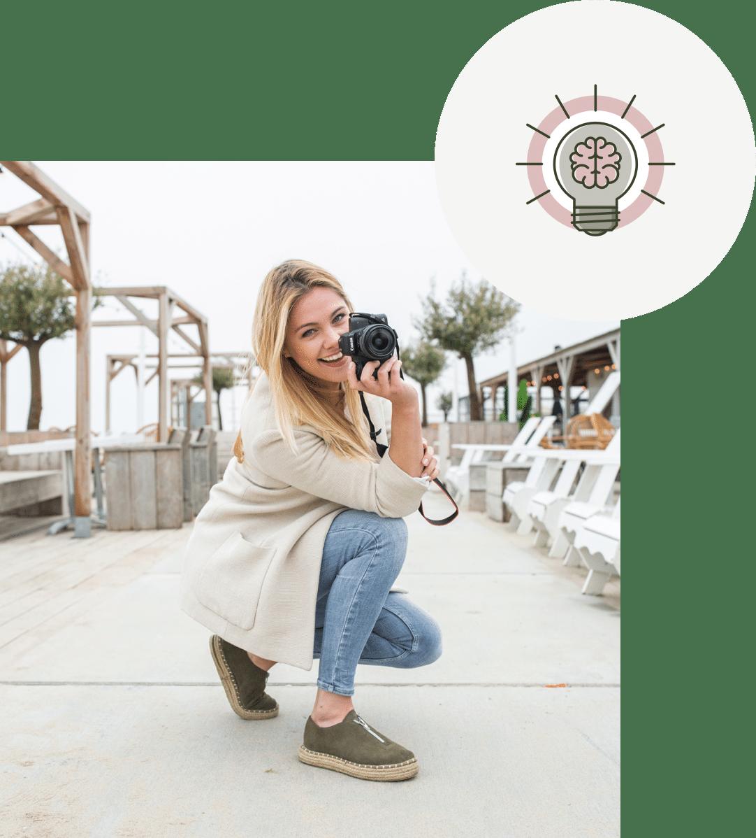 Diensten – content creatie