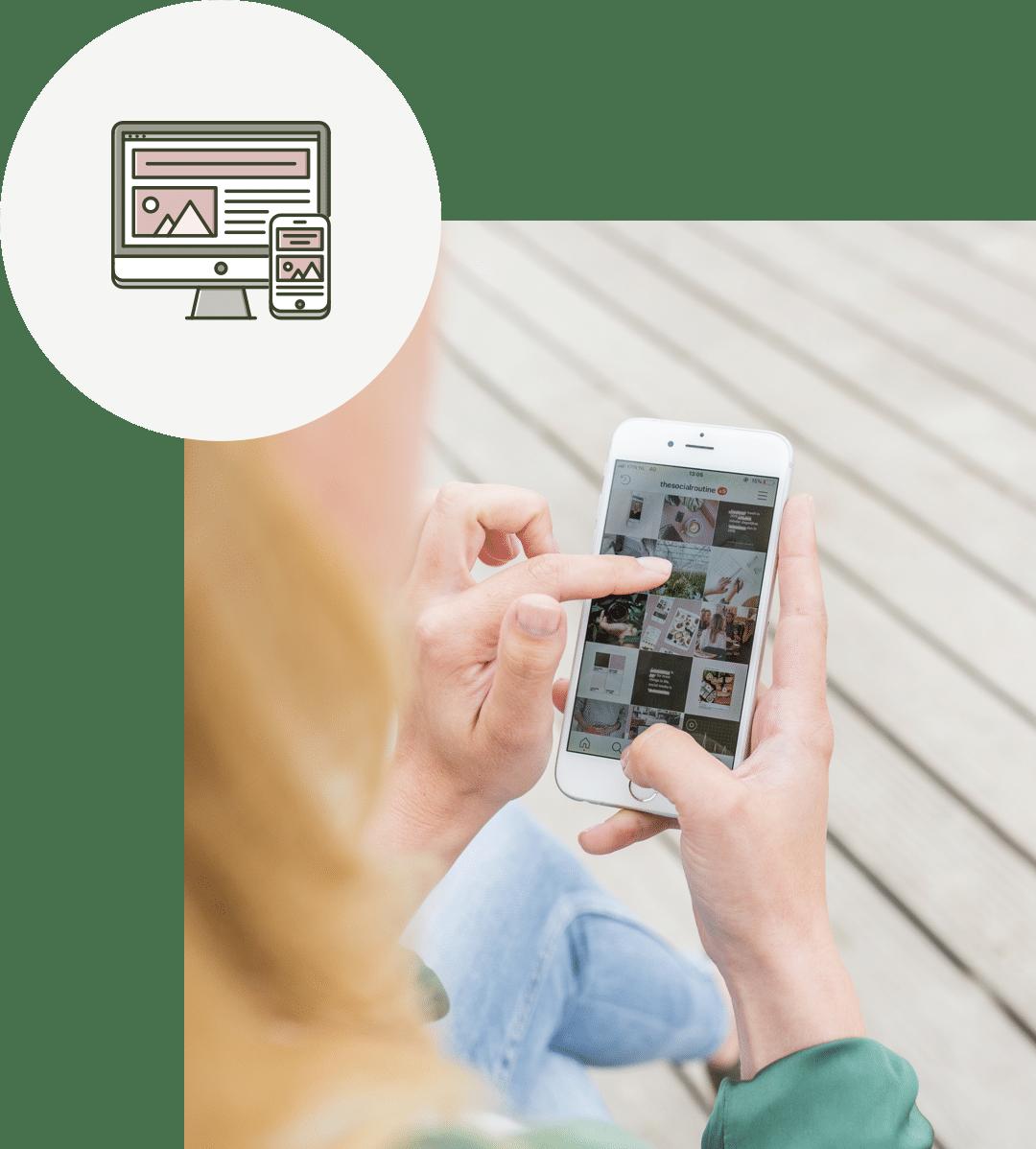 Diensten – social media beheer