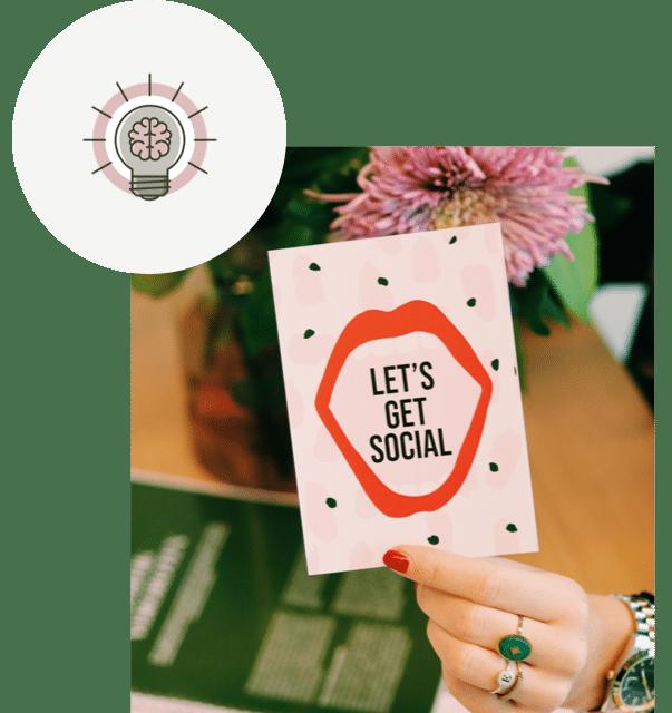 Social Talk Social Routine
